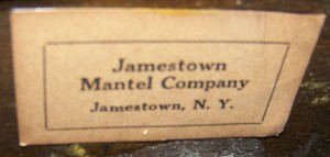 The cabinet for my Radiola 60 was made by Jamestown Mantel of Jamestown, NY. RCA would have contracted with them. Apparently Jamestown Mantel went out of business in 1930, a victim of the depression.