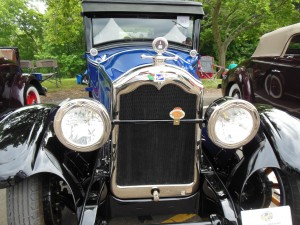 This 1925 Buick has presence! Click on the link in the text to learn all about the restoration it went through.