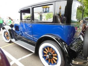 1925 Buick left side aa