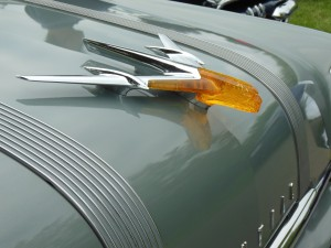 Pontiac hood ornament - my all time favorite.