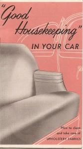 Good Housekeeping fabric care front