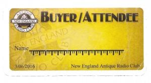NEARC Buyer Badge