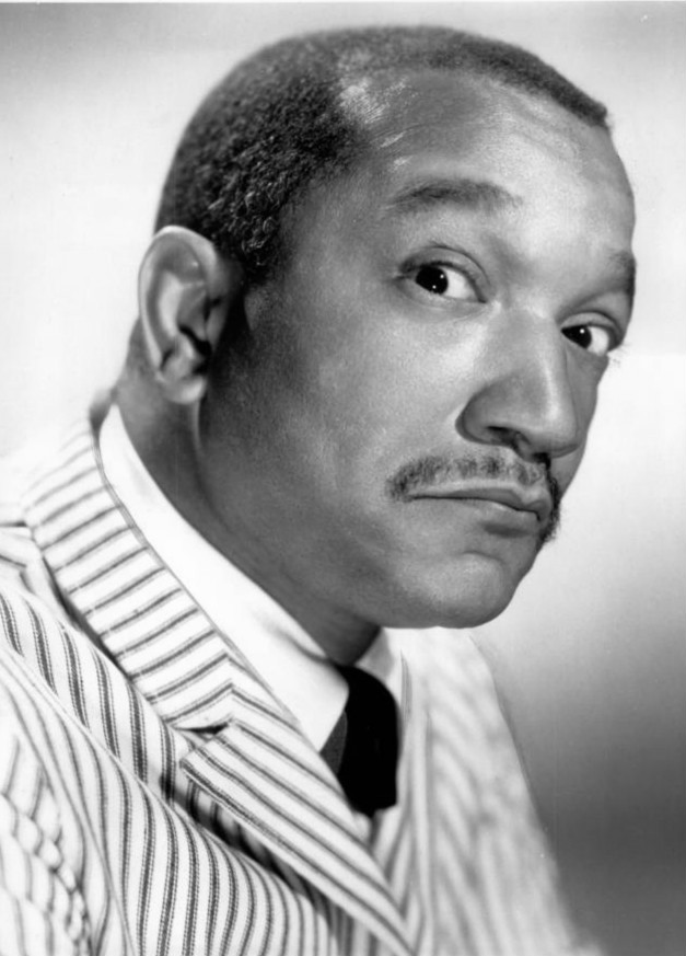 Redd Foxx early in his career. Photo in public domain per Wikipedia.